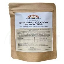 Original Ceylon Black Tea 20ks x  2g